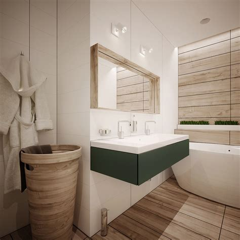 natural bathroom ideas 3 small apartment ideas that creates the cheerful