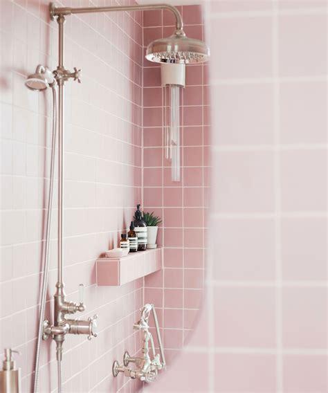 Millennial pink bathroom makeover ? Victorian bathroom