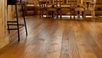 the advantages of installing hickory wood floors