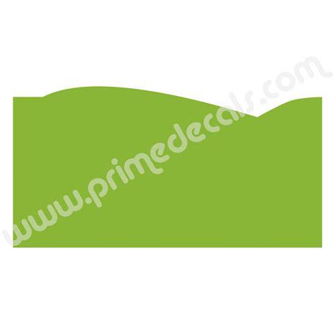 Jw Wallpaper Sticker Pink Grass grass wall mural decal room wall decal murals primedecals