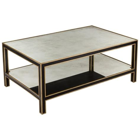 safavieh couture coffee table safavieh couture collection cambria acacia black and gold