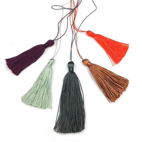 tassels for jewelry marion jewels in fiber news and such diy silk tassels