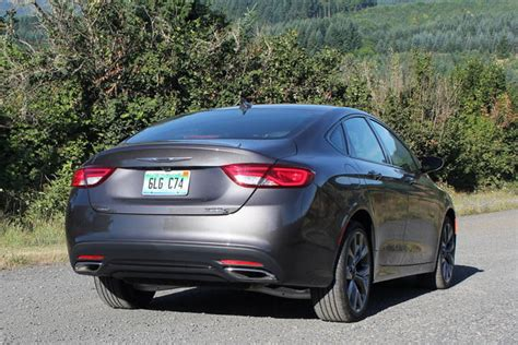 Chrysler 200s Review by 2015 Chrysler 200s Awd Review Digital Trends