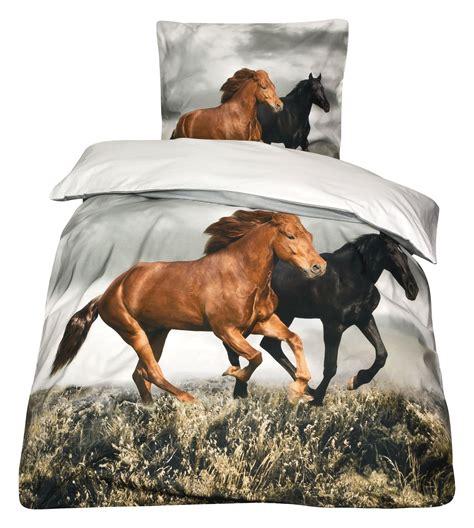 pferde bettdecke pferdebettw 228 sche horses 135x200 d891