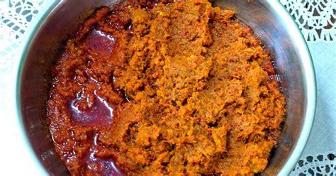 Rempah Rempah peng s kitchen basic rempah spice paste