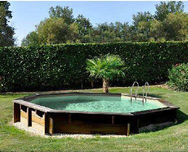 Aménagement Piscine Bois Hors Sol by Piscine Bois Hors Sol Piscine Hors Sol Bois