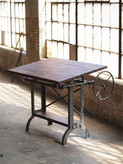 industrial stand up desk stand up industrial drafting table desk from