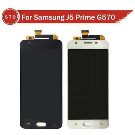Lcd J5 Prime samsung galaxy j5 prime sm g570y lcd and touch screen assembly white