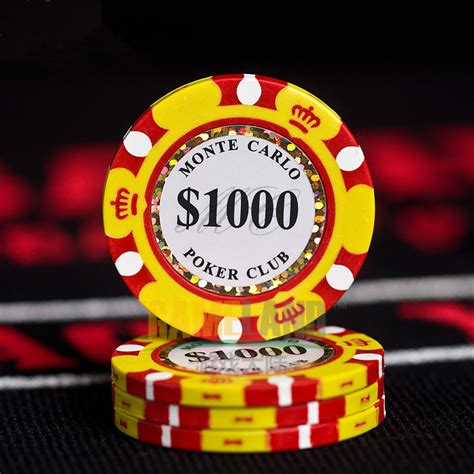 Fichas Poker Chips 14g Clay/Iron/ABS Casino Chips Texas Hold'em Poker Wholesale Monte Carlo