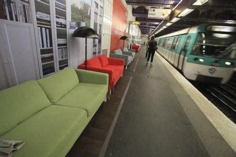 l arreda l ikea arreda la metro di parigi paperblog