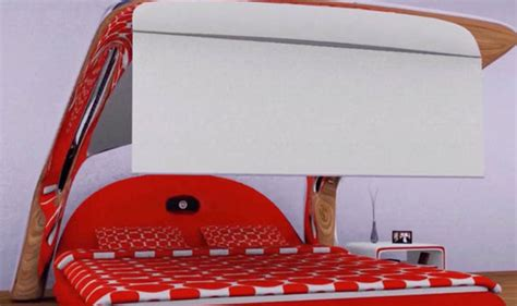 bed theater this bed turns into a cinema watch the inyx bed advert