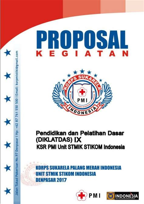 contoh desain cover proposal 20 contoh cover makalah proposal menarik serta cara