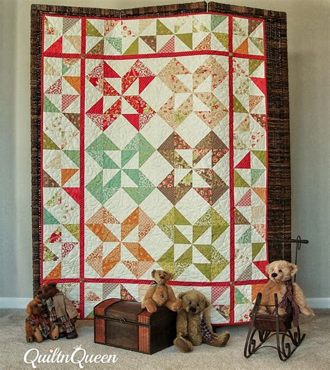 quilt pattern moda honeysweet pinwheel quilt 171 moda bake shop