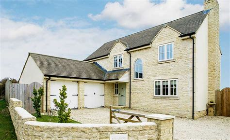 picture of a house low cost cotswold home homebuilding renovating