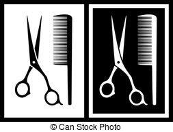Stijl Kam by Stijl Haar Achtergrond Schaar Kam Scissors