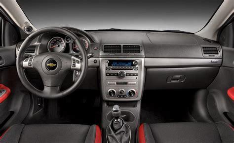 Cobalt Interior car and driver