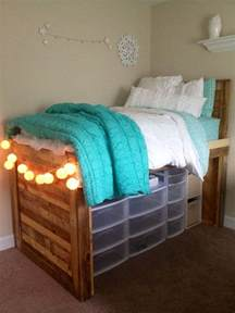 Lofted Bed Dorm Pinterest Discover And Save Creative Ideas