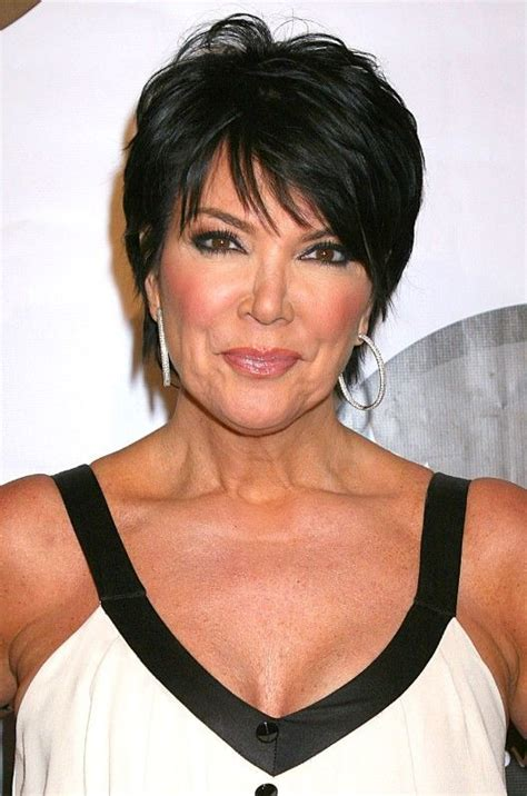 hairstyles round face middle age summer short haircut for women over 50 dark pixie with