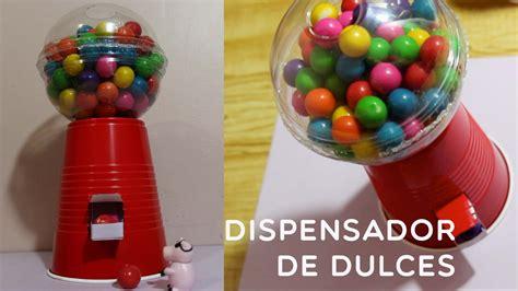 despachador de dulces con pecera rrdonds diy dispensador de dulces 161 f 193 cil y r 193 pido regalo 14 feb