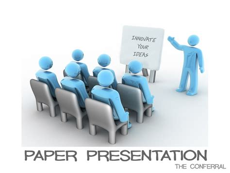 How To Make A Paper Presentation - technovanza 2011 paper presentation
