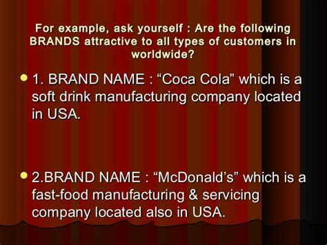Mba In Brand Management In Usa by A Multi Mediia Class Lecture On International Marketing
