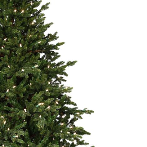 canadian fir prelit tree christmas lights etc
