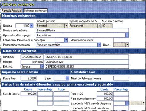 recibos de pago de nomina del gobierno de la ciudad de mexico administraci 243 n de recursos humanos 1era actividad