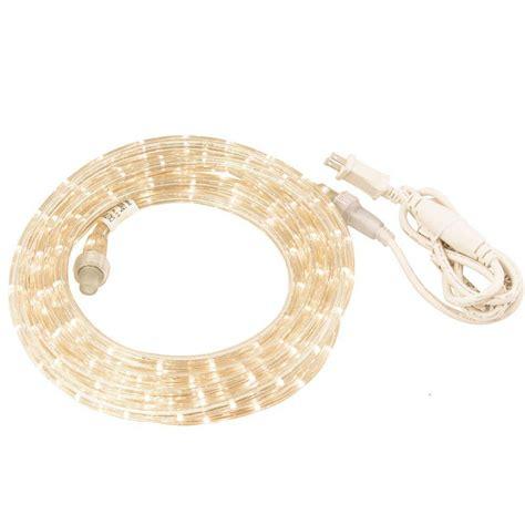 8 ft rope light irradiant 9 ft warm white led rope light kit lr led uww 9