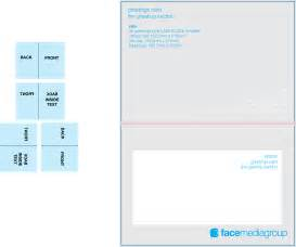Blank Card Templates Free by Free Blank Greetings Card Artwork Templates For