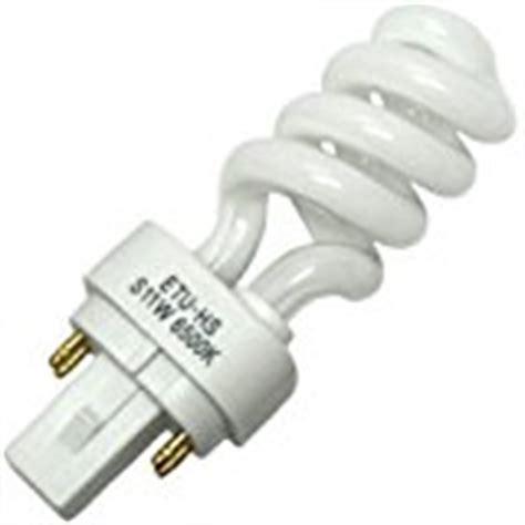 Eiko Light Bulbs by Coleman Company 00857 2000000857 Etu Hs S15w 6500k Twist