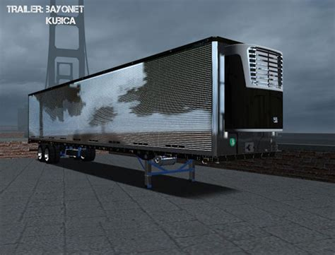 18 wos haulin mods trailer stainless great dane for haulin simulator games mods