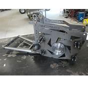 Live Axle Engine Cradle
