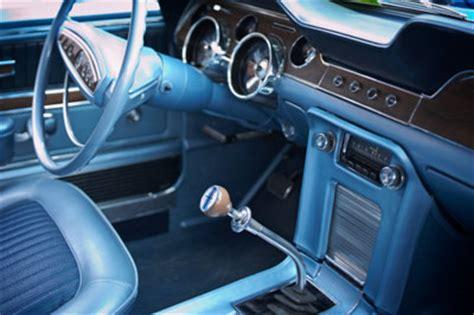restoring the car s interior restoring the car s