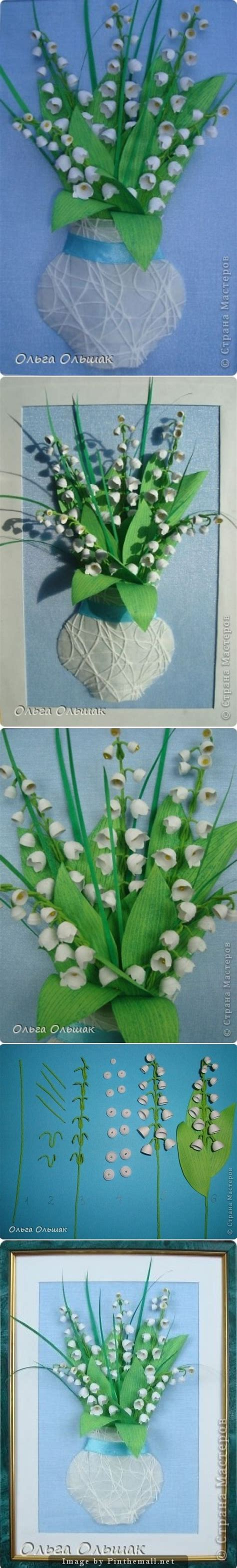 quilling lily tutorial 168 best quilling fr 252 hling весна images on pinterest