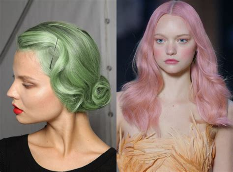 haircut and color spring collection 11 main spring 2017 hair trends you have to see now