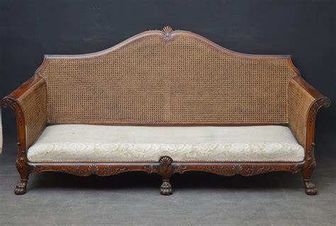 bergere sofa fine 3 piece bergere suite sofa 2 armchairs antiques