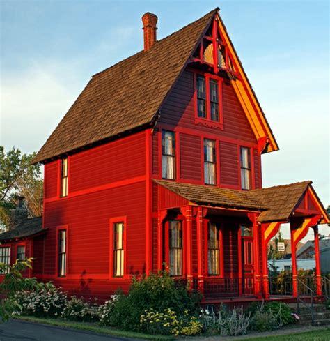 Rotes Dach Welche Fassadenfarbe by Hausfassade Farbe 65 Ganz Gute Vorschl 228 Ge Archzine Net