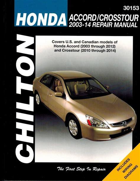 honda accord 2001 repair manual pdf cover car repair manuals chilton haynes bentley the motor autos post