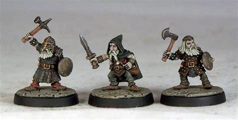 du1 duergar warriors i 3 otherworld miniatures
