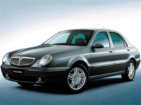 Lancia Libra Lancia Lybra Executive Technical Details History Photos