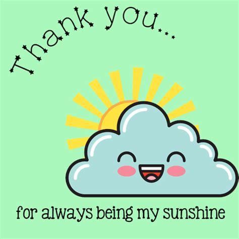 sunshine  inspirational ecards