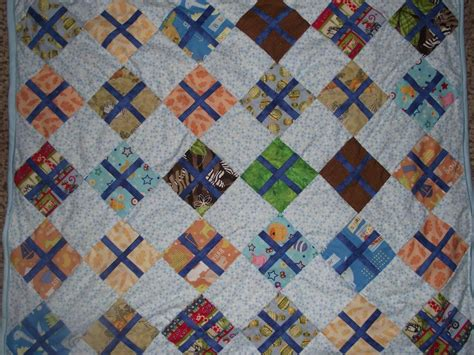 Quilts Boys by You To See Soft Boys Baby Quilt On Craftsy