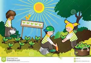 green kids stock photos image 8681173