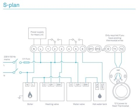 thermostat wiring diagram uk gallery wiring diagram