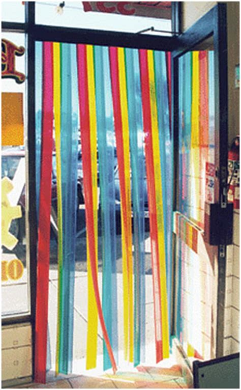 plastic strip fly curtains strip curtains