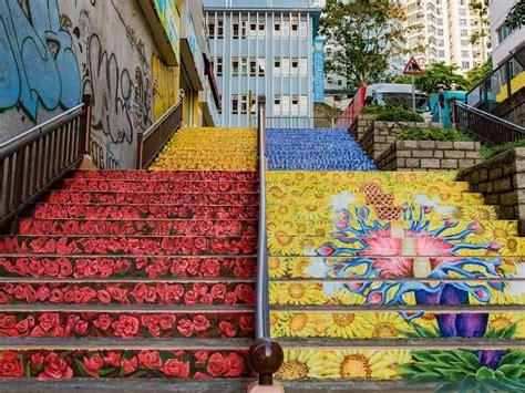 street art  hong kong island