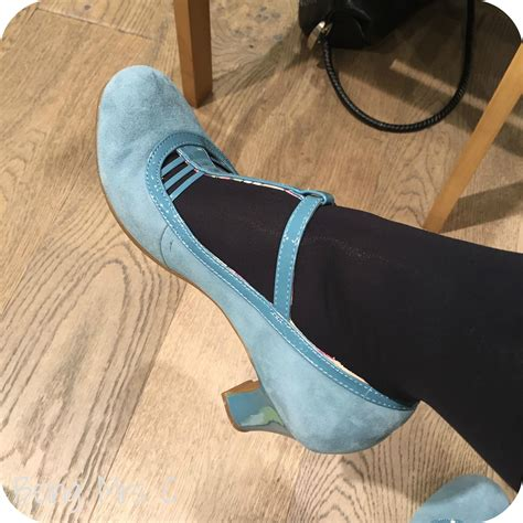a year hotter shoes review being mrs c