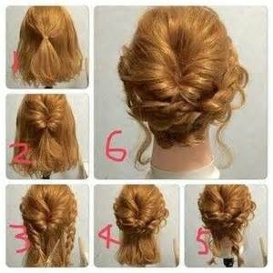 directions for easy updos for medium hair 25 best ideas about shoulder length hairstyles on