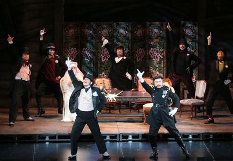 die dreigroschenoper die dreigroschenoper opera new national theatre tokyo