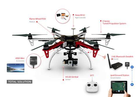 Dji Naza M Lite Original Fc Only Bisa Upgrade Ke V2 dji naza v2 gps flight controller professional multirotors